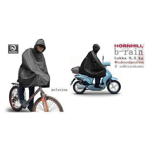 PELERYNA HORNHILL b-rain PRZECIWDESZCZOWA z kategorii Pozostałe odzież i buty motocyklowe