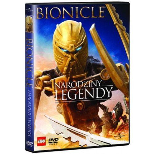 Filmostrada Film tim film studio bionicle- narodziny legendy (5900058124183)