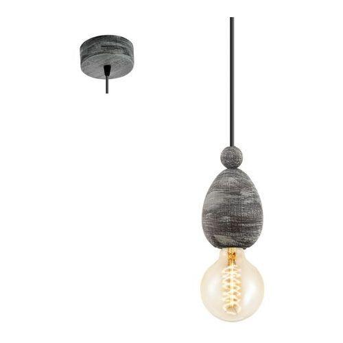 49378 - lampa wisząca avoltri 1xe27/60w/230v marki Eglo