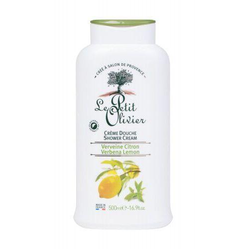 shower verbena lemon krem pod prysznic 500 ml dla kobiet marki Le petit olivier