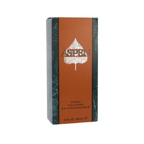 Aspen aspen woda kolońska 118 ml dla mężczyzn