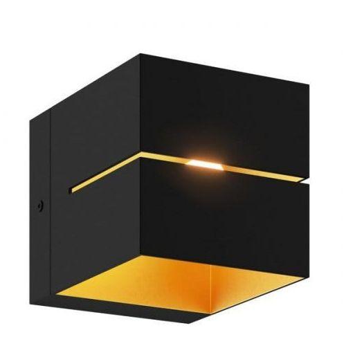 Kinkiet TRANSFER WL 2 BLACK-GOLD 91067 -Zuma Line - Zapytaj o kupon rabatowy (2011005668513)