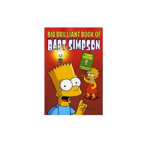 Simpsons Comics Presents the Big Brilliant Book of Bart (9781845767525)