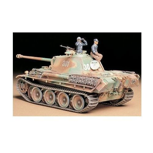 Tamiya Panther type g late version