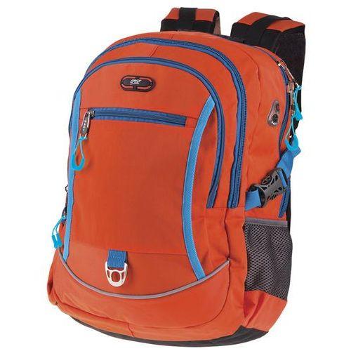 Plecak szkolno-sportowy SPOKEY 837985 Czerwony, kolor czerwony