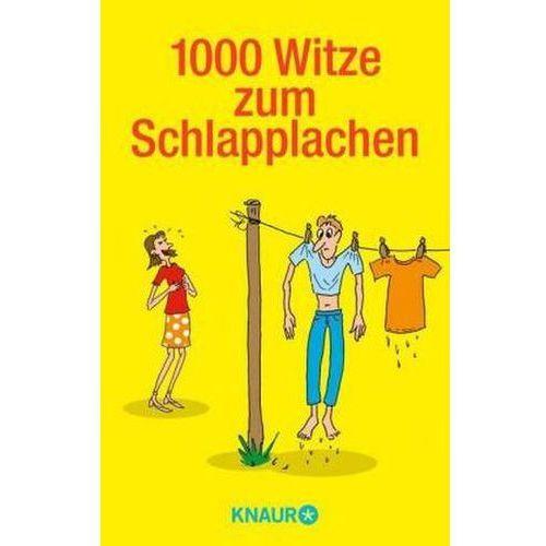 1000 Witze zum Schlapplachen (9783426507674)