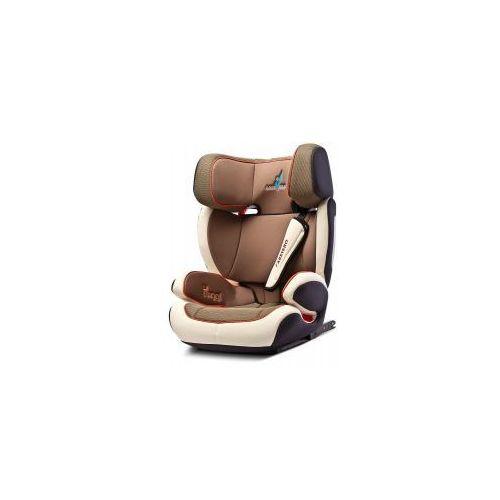 Fotelik samochodowy Huggi Isofix 15-36 kg Caretero (beige)