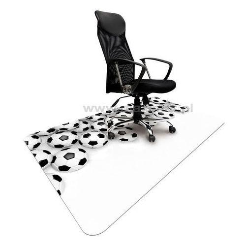 Podkładka ochronna ze wzorem 049 - pod fotel obrotowy - 120x180cm - grubość 1,3mm marki Maximat