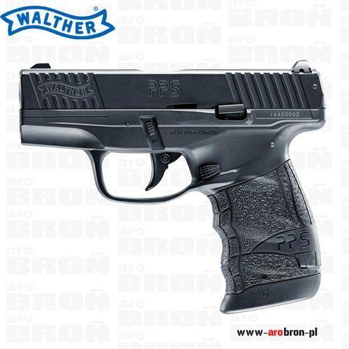 Wiatrówka Pistolet Walther PPS M2 kal. 4,5mm 5.8314 - kulki BB, CO2, ruchomy zamek