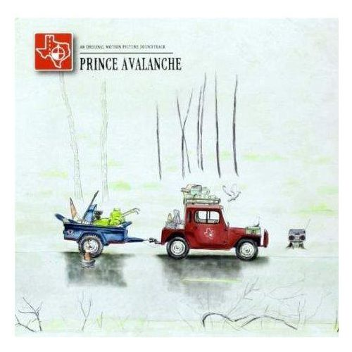 Explosions In The Sky & David Wingo - Prince Avalanche - An Original Motion Picture Soundtrack (0656605322223)