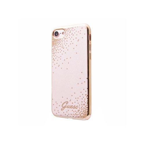 Guess GUHCP7DOTP iPhone 7 (różowy), kolor różowy