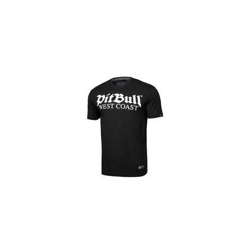 Koszulka Pit Bull Old Logo'19 - Czarna (219018.9000)