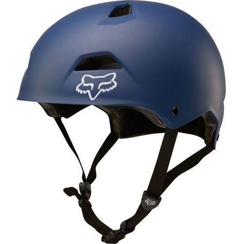 Fox flight sport kask rowerowy mężczyźni niebieski l | 57-58cm 2018 kaski rowerowe