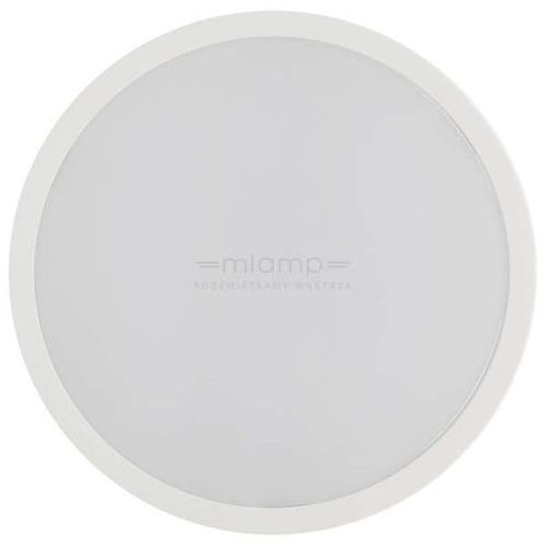 Eko-light Plafon lampa sufitowa ek804 okrągła oprawa ścienna led 18w 3000k kinkiet ip65 biały argolis ontaneda (1000000445398)
