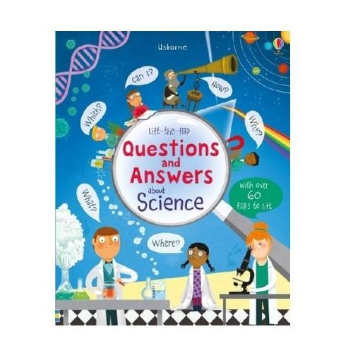 Lift-the-flap Questions and Answers about Science (9781409598985)