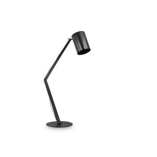 Ideal lux Lampa podłogowa bin pt1 nero