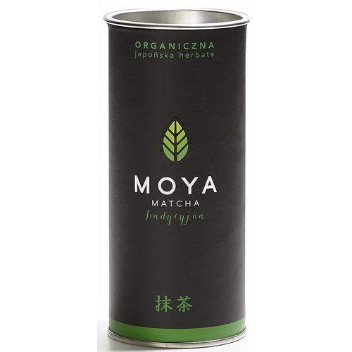 Organiczna japońska zielona herbata matcha tradycyjna 30g - moya matcha marki 072moya matcha