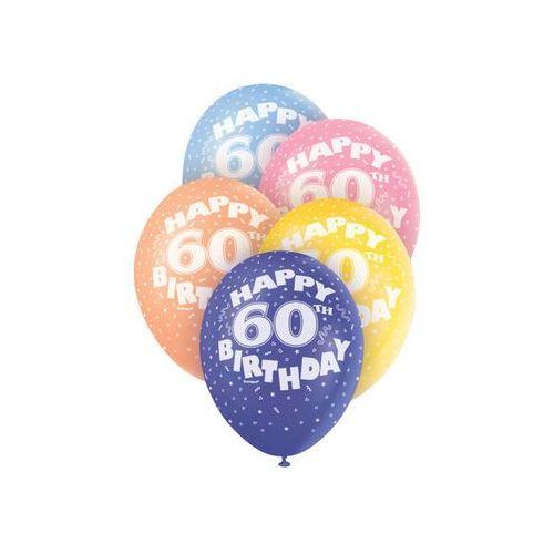 Balony pastelowe 60 - 31 cm - 5 szt.