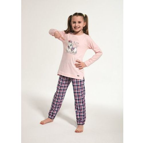 young girl 781/113 scottie 134-164 piżama dziewczęca marki Cornette