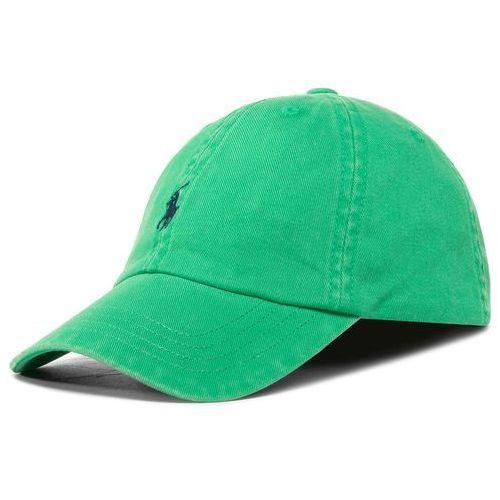 Czapka z daszkiem POLO RALPH LAUREN - Clsc Sprt 321785653 Golf Green 003, kolor zielony