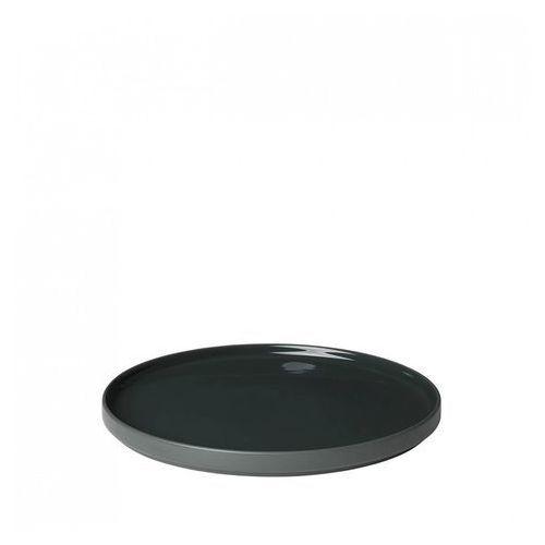 Blomus Talerz obiadowy 27cm mio ciemnozielony