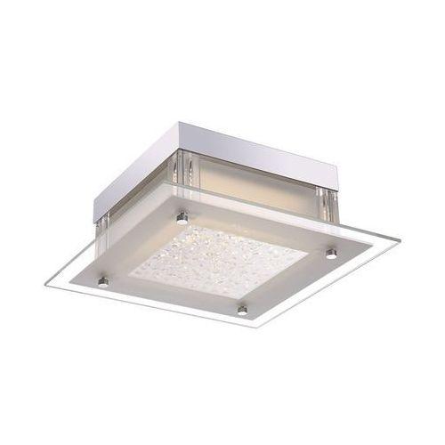 Italux Kinkiet lampa ścienna vetti c47111-1 plafon oprawa sufitowa led 12w nowoczesna biała (5900644404989)