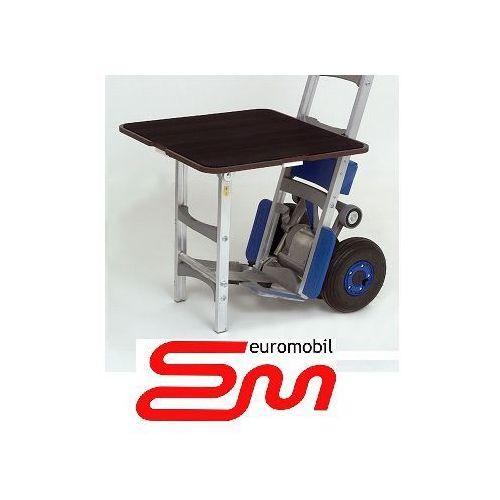 Wozki aluminiowe modulkar Składany stół do wózków ręcznych modulkar liftkar sano