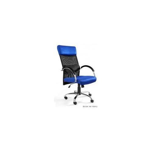Krzesło biurowe Overcross niebieskie