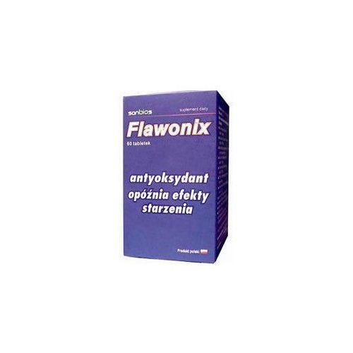 Sanbios Flawonix x 60 tabletek
