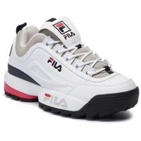 Sneakersy - disruptor cb low 1010707.1fg white marki Fila