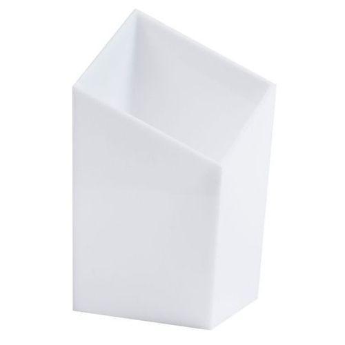 Naczynie jednorazowe Zeda białe - 20 szt.
