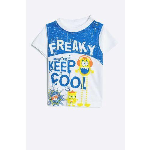 Blue Seven - T-shirt dziecięcy 62-86 cm, kolor niebieski