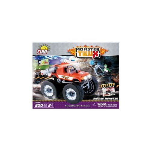COBI Monster Trux Big Red Monster