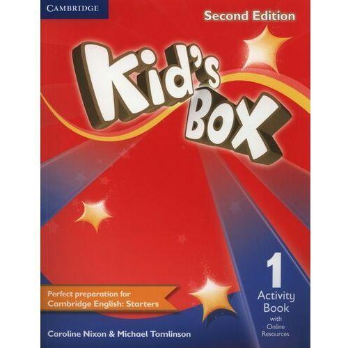 Kid's Box 1 Second Edition. Ćwiczenia z Dostępem do Ćwiczeń Online (2014)