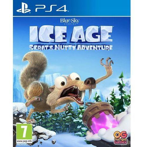 Ice Age Scrat's Nutty Adventure (PS4)