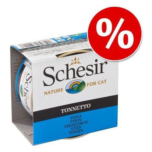 Schesir 18 x 85 g w galarecie w super cenie! - filety z kurczaka (8005852750129)