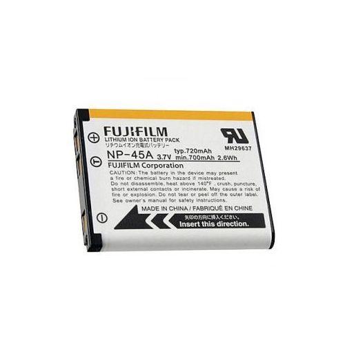 Akumulator  np-45 wyprodukowany przez Fujifilm