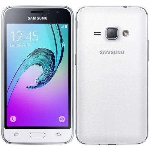 Outlet - Samsung Galaxy J1 (2016) Biały - sprawdź w wybranym sklepie