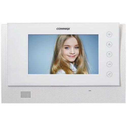 """Monitor 7"""" głośnomówiący systemu gate view cav-70cg(dc) white marki Commax"""