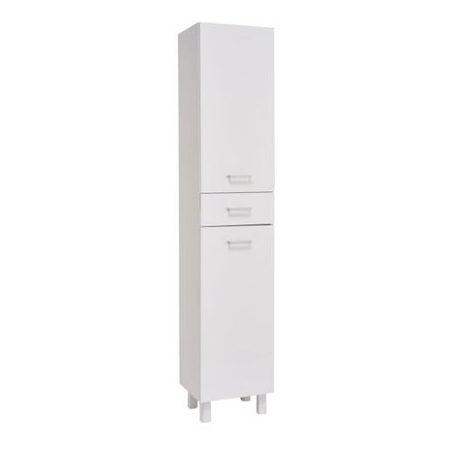 Słupek wysoki Deftrans Tosca 35 cm biały (5906365434656)