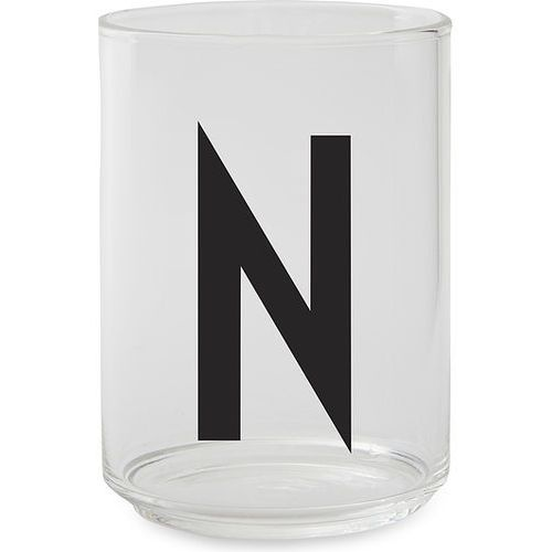 Szklanka AJ litera N, 10205000N