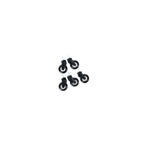 Fotel DXRacer Blade Kółka Do Foteli DXRacer, 5 sztuk, Białe (SP/0705/NW) Darmowy odbiór w 20 miastach! (7340136100087)