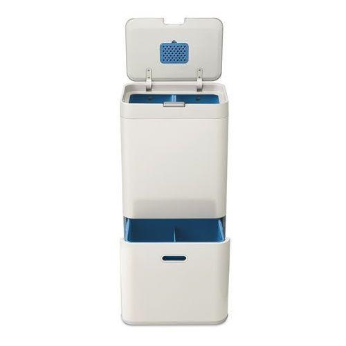 Kosz na śmieci Totem Intelligent Waste 58l niebieski ZAMÓW PRZEZ TELEFON 514 003 430 (5028420300215)
