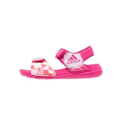 adidas Performance ALTASWIM Sandały kąpielowe bold pink/haze coral/easy pink, BEX80