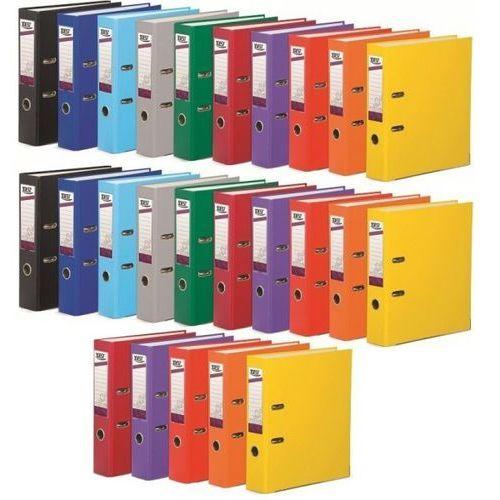 Idest Segregator ekonomiczny a4 50 mm, żółty, opakowanie 25 sztuk - rabaty - porady - hurt - negocjacja cen - autoryzowana dystrybucja - szybka dostawa
