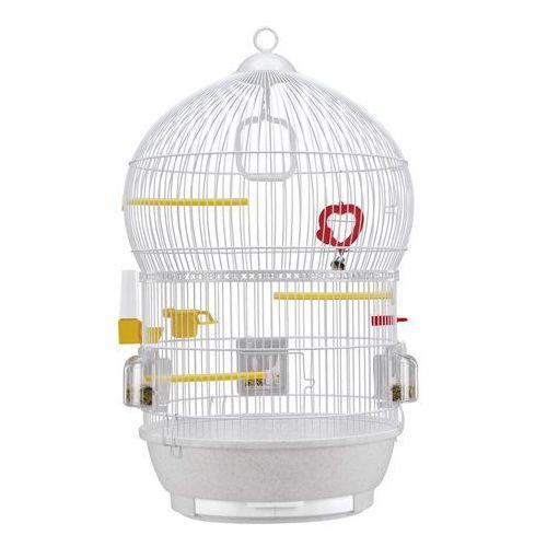 Ferplast klatka dla ptaków bali white (8010690001302)
