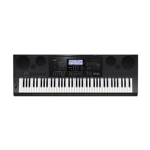 Casio WK-7600 - keyboard + Instrukcj PL