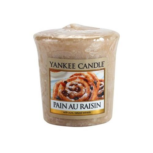 Yankee candle  pain au raisin sampler 49 g + do każdego zamówienia upominek.
