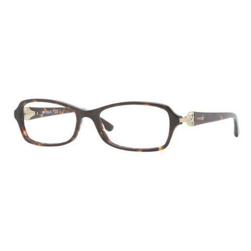 Vogue eyewear Okulary korekcyjne vo2789b timeless w656