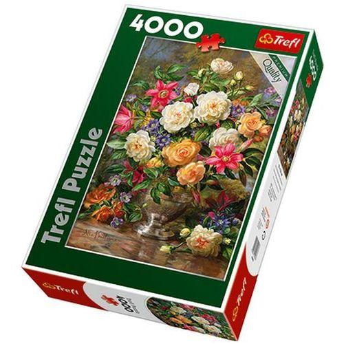 Kwiaty dla Królowej Elżbiety Puzzle 4000 - sprawdź w wybranym sklepie